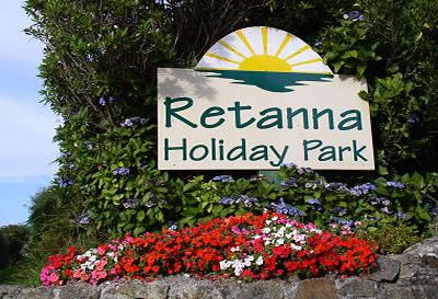 Retanna Holiday Park Retanna Holiday Park near Falmouth and Helston, Cornwall, close to beaches and countryside