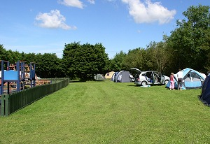 Retanna Holiday Park Camping pitches