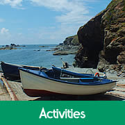 Activities in South Cornwall